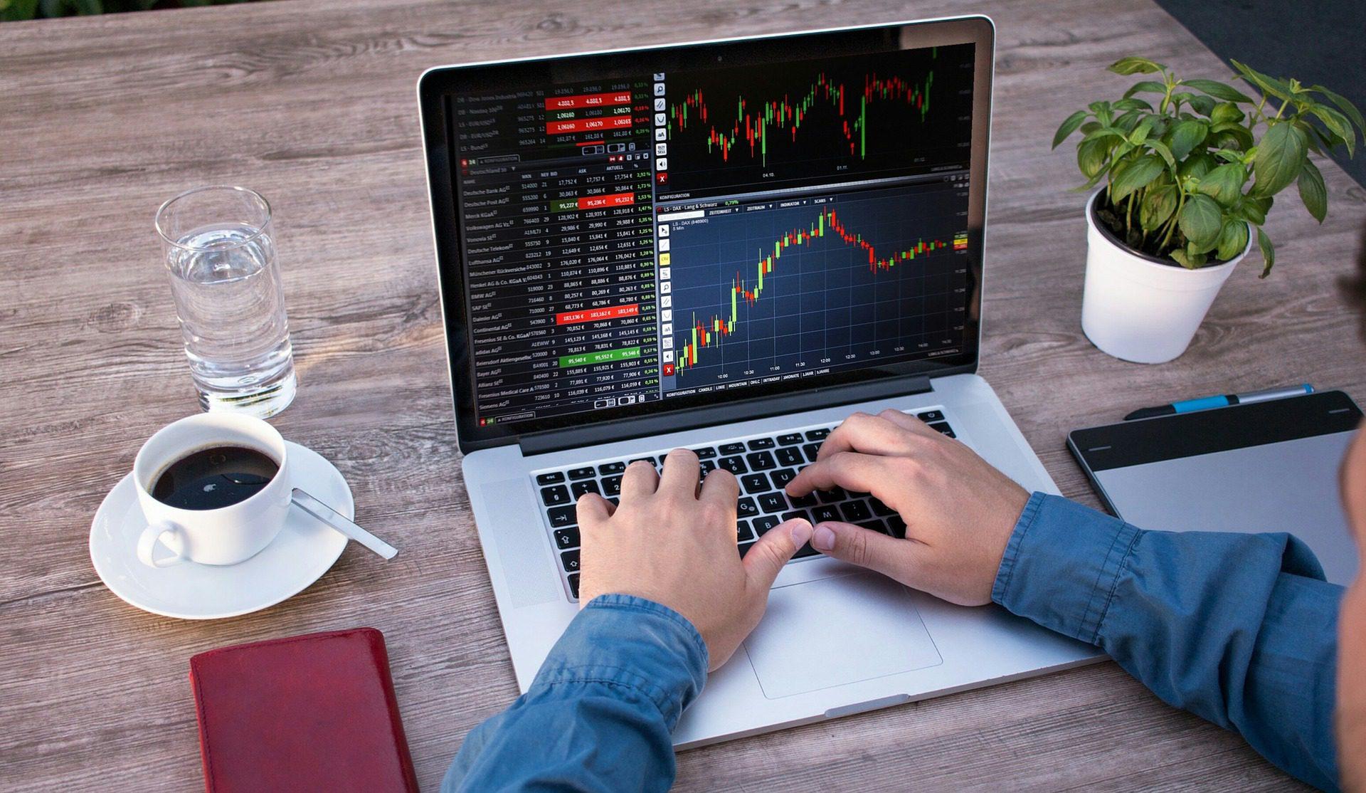 Home-Office: Der Einstiegsort für die Börse?