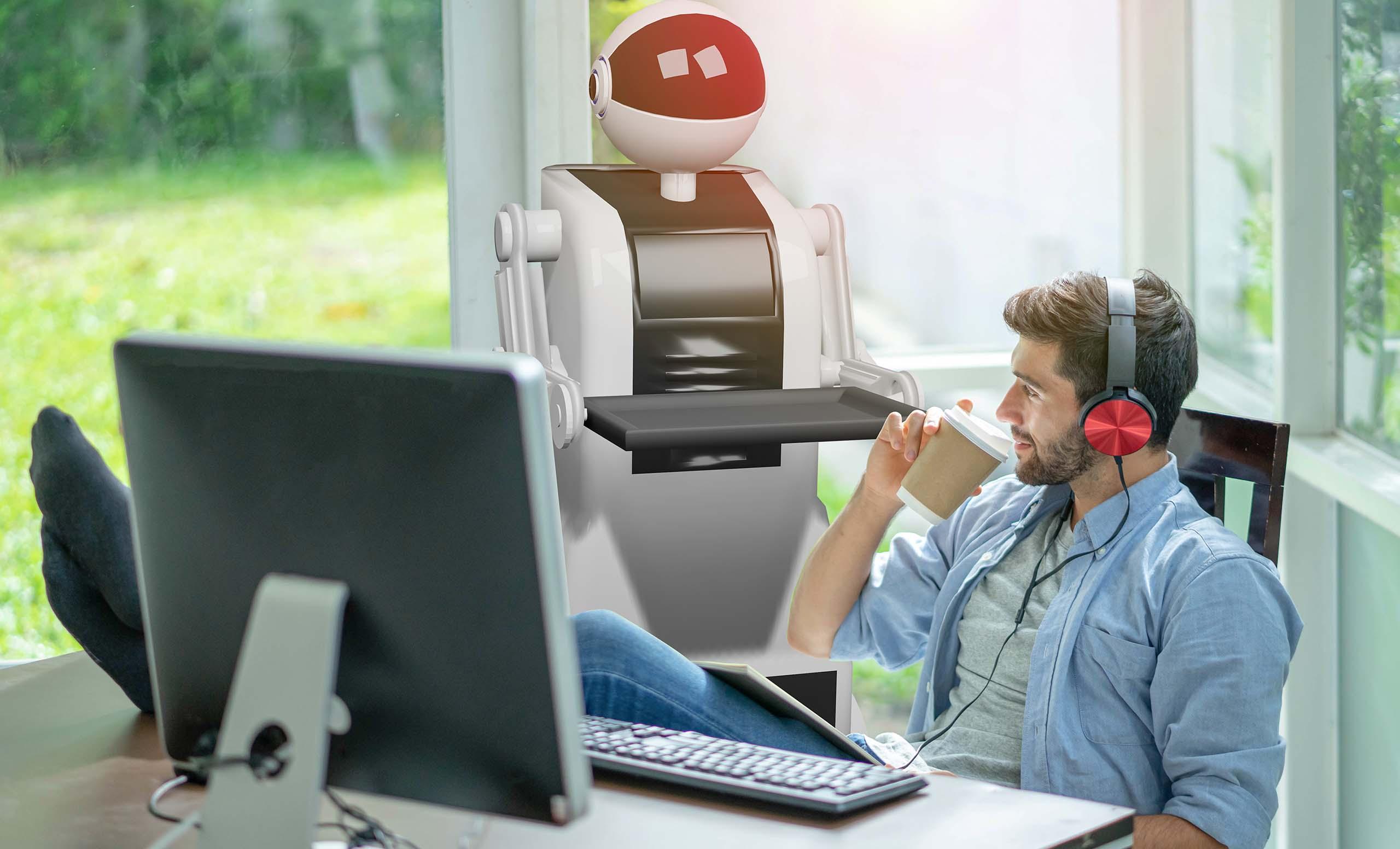 Robo-Advisor vs. Algo-Trading: Der Ansturm der 1001 Roboter